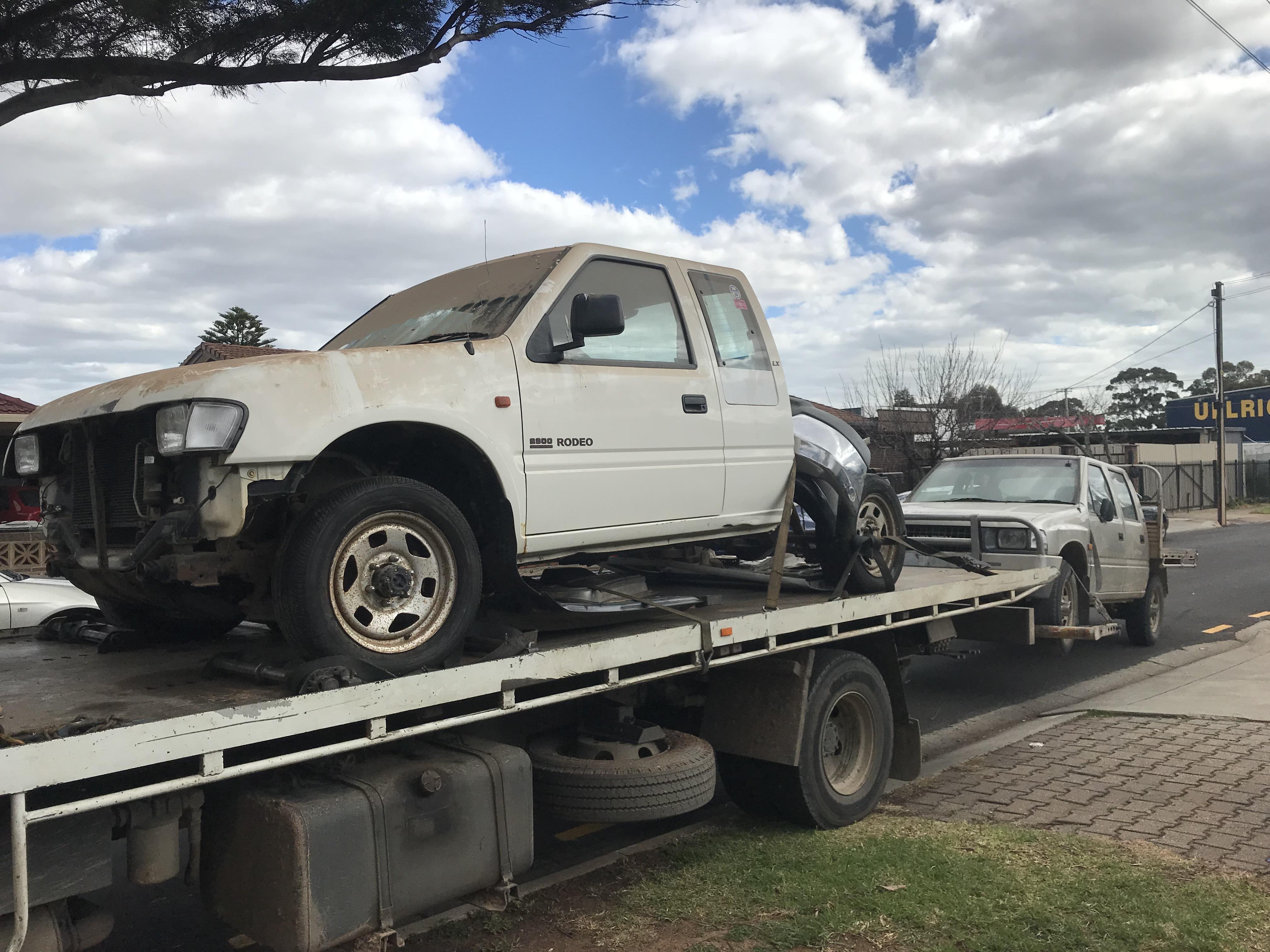 Cash For Vans Adelaide